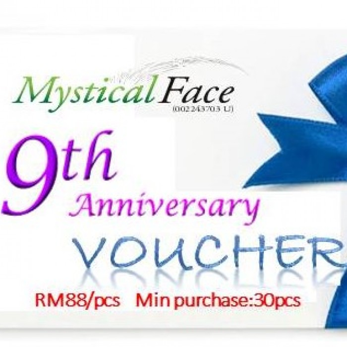 Pre Purchase:RM88 Anniversary Voucher