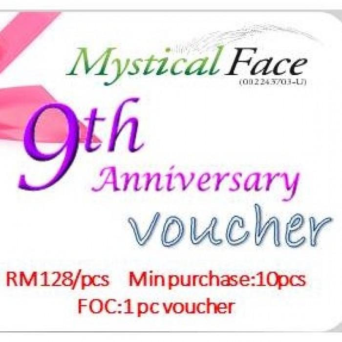 Pre Purchase:RM128 Anniversary Voucher